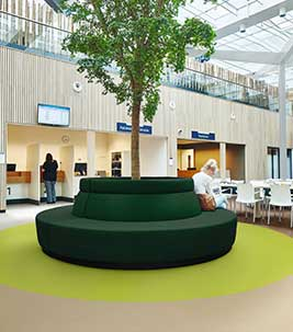 Forbo Marmoleum - remarkable sustainable