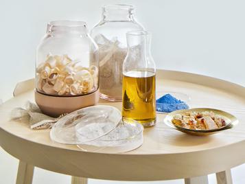 Marmoleum Textura natürliche Rohstoffe