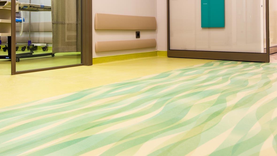 Acibadem Zekariyakoy Medical Center Sarlon | Forbo Flooring Systems