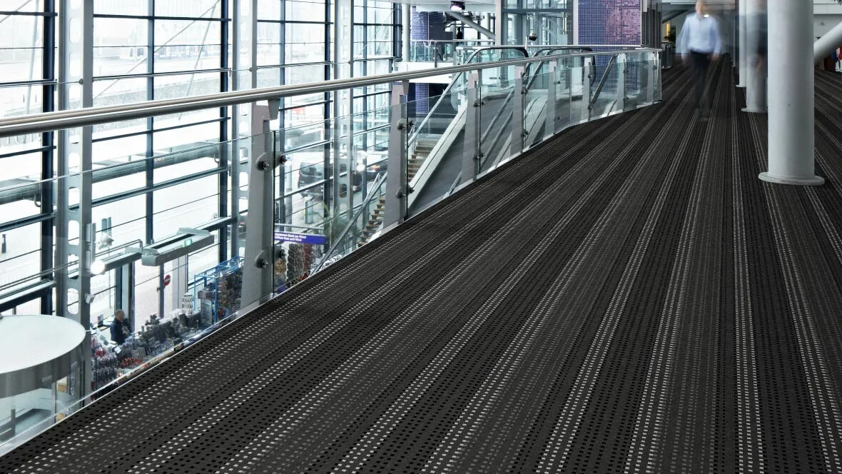 Flotex Vision Lines - 580023 Trace Onyx
