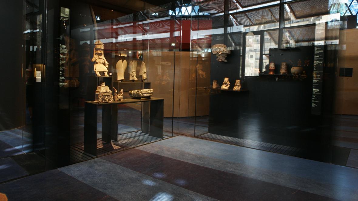 © musée du quai Branly, Paris - photos : Didier ADAM