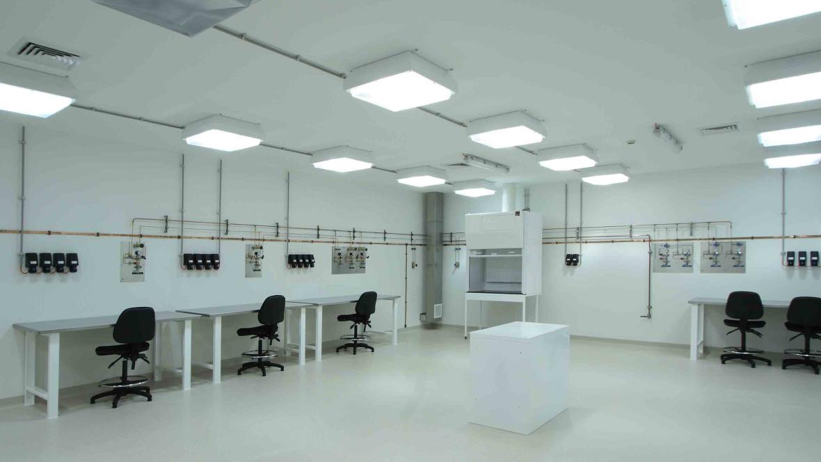 Liquid Oxygen Facility