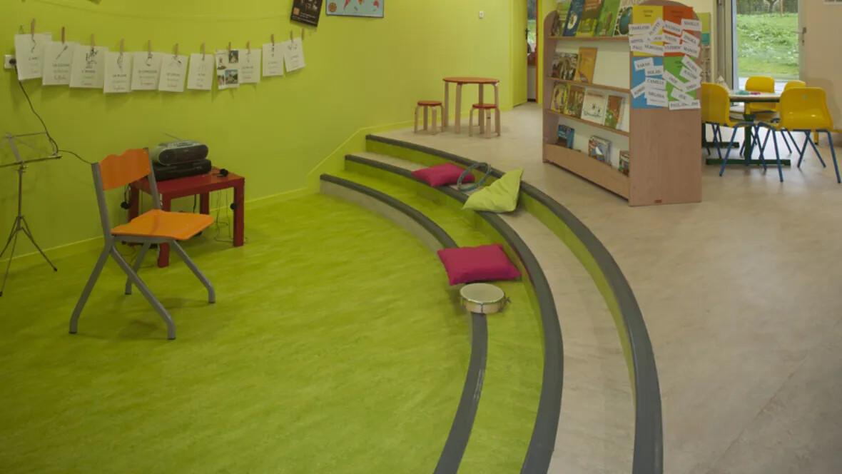 Ecole primaire d'Audrieu