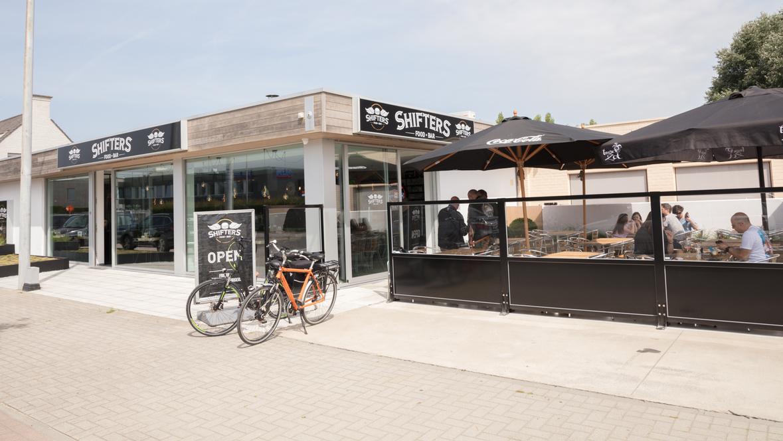 Shifters restaurant