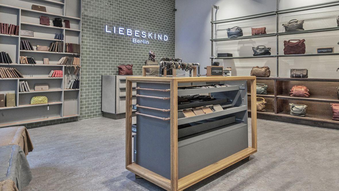 Liebeskind Berlin in Linz - Copyright Fotowerke Merten Riesner