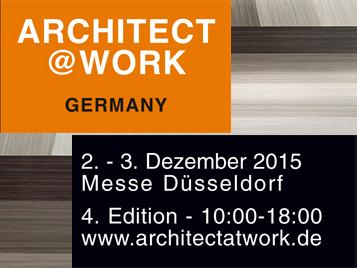 architect@work in Düsseldorf