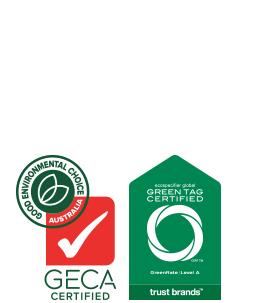 geca and greentag