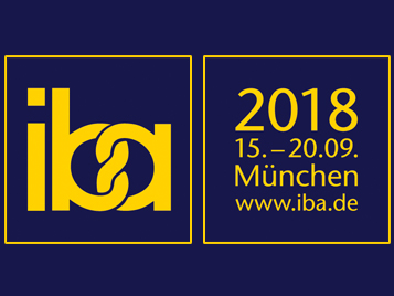 The Right Place and Right Time at iba 2018: Forbo Siegling's Showcase in Hall B6, on Stand 400