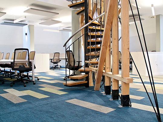 Flotex - le revêtement de sol textile performant: Référence Le Village by CA Provence