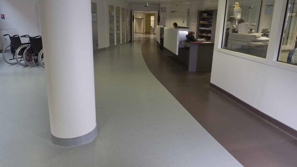 Hôpital Côte de Lumière, Sables d'Olonne
