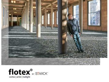 Brochure Flotex by Starck