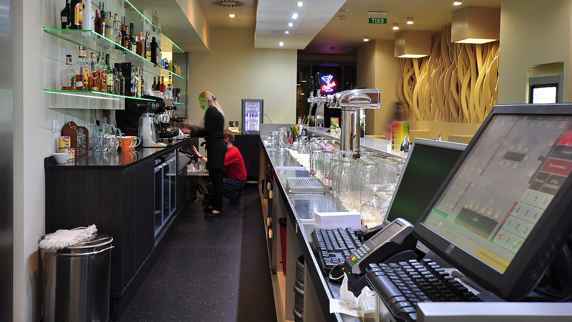 Bar Café and wine Aquacity