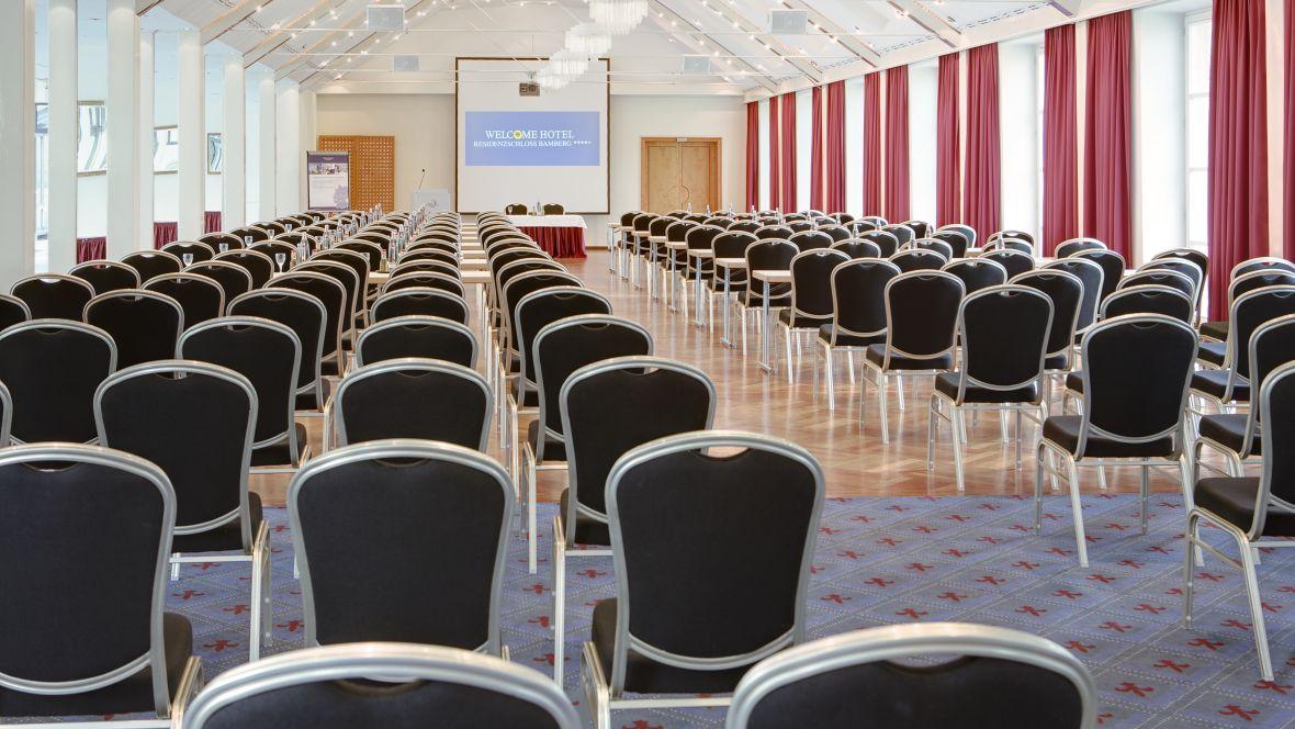 Welcome Kongresshotel Bamberg Saal– Forbo Flotex