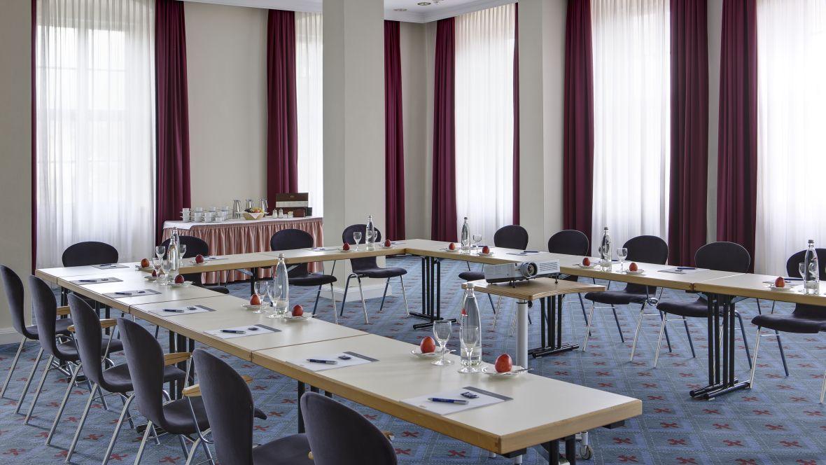 Welcome Kongresshotel Bamberg Konferenzraum – Forbo Flotex