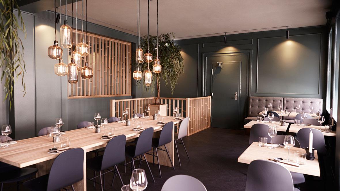 Hatoba Restaurant - Allura Wood