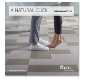 Marmoleum Click brochure