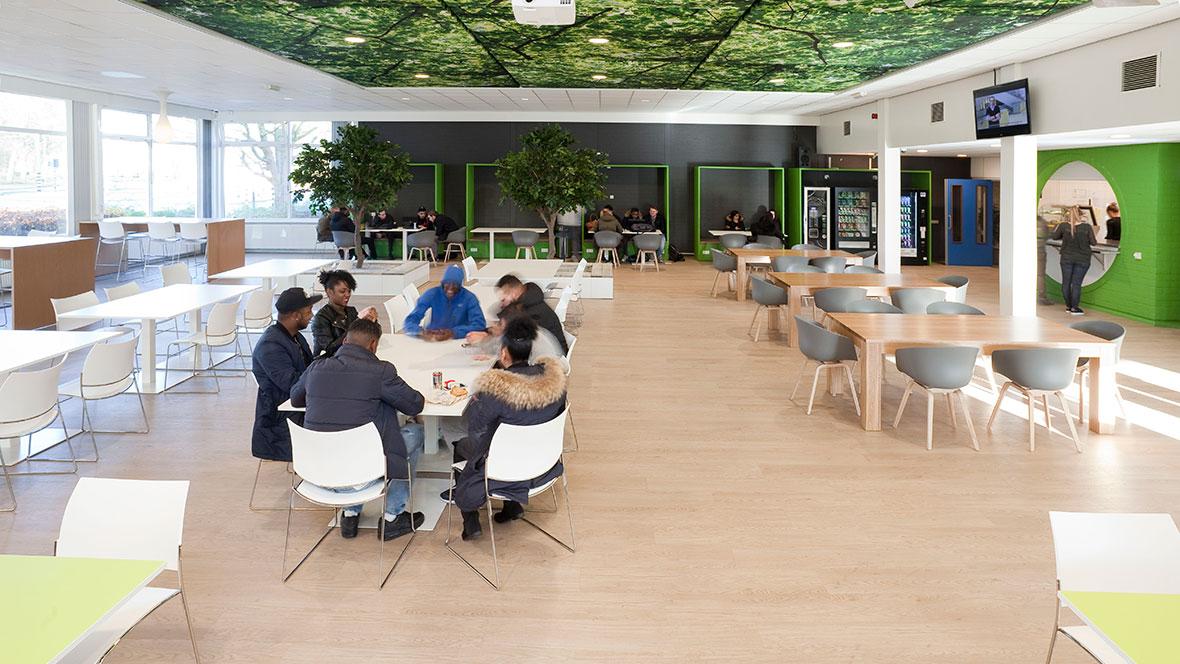 Albeda College Rotterdam, Spinozaweg