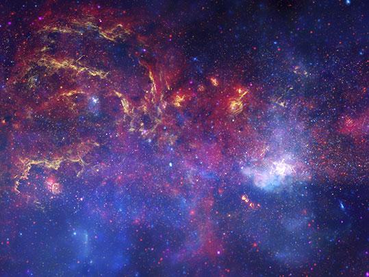 NASA_Universum_Allaufnahme_Ultraviolett