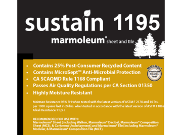 Sustain 1195