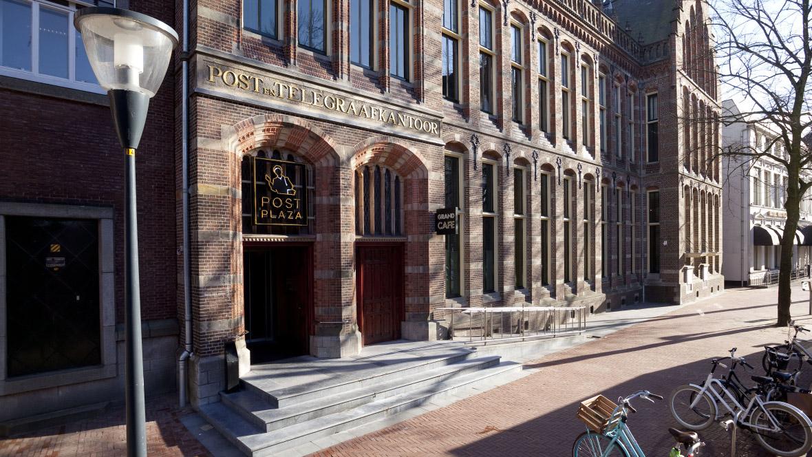 Hotel Post Plaza Leeuwarden