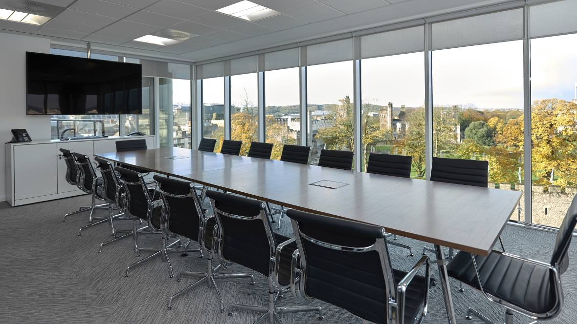 Savills Meeting Room Tessera Seagrass