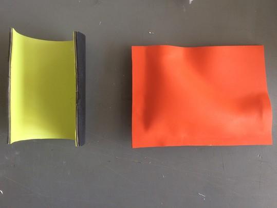 Material experimentation