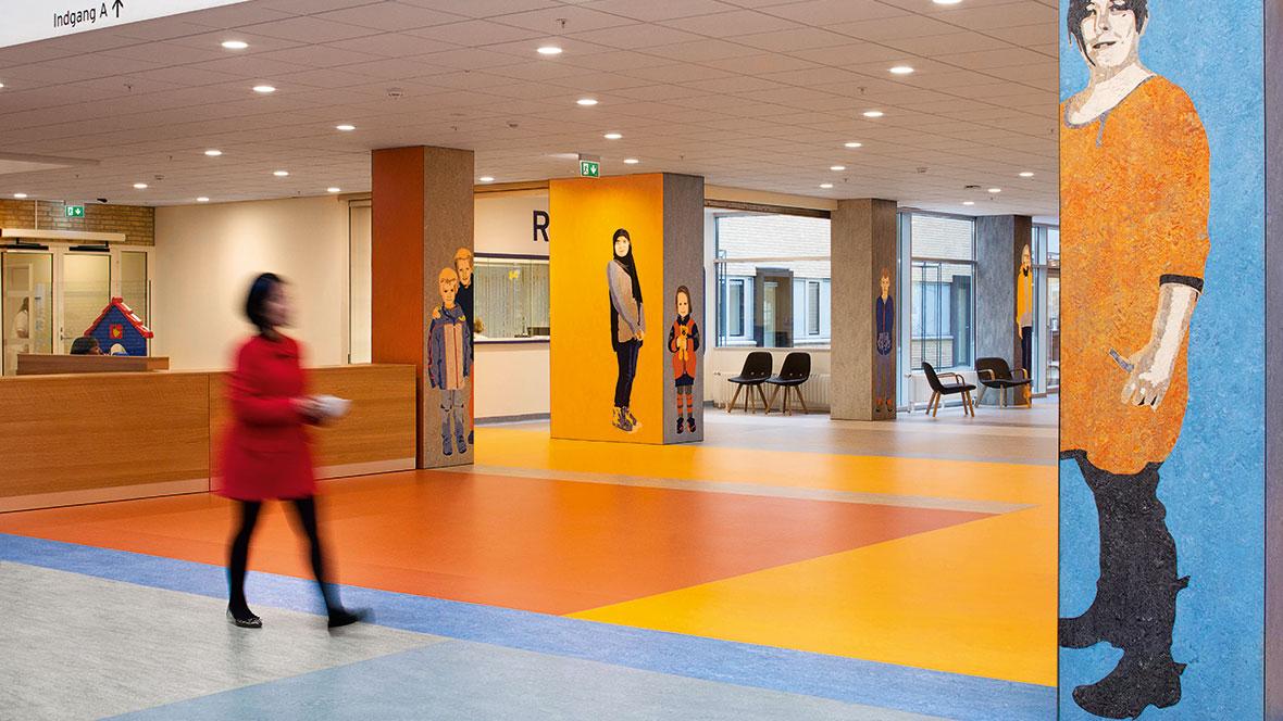 Abenra Hospital Denmark