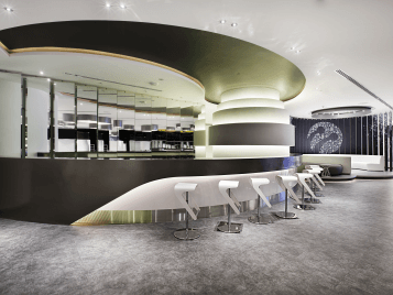 Ülker Turkcell Arena Lounge, İstanbul