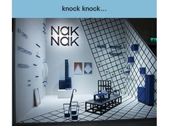 Knock knock - nak nak