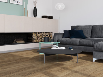 Marmoleum Nature pure natural oak