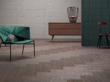 Natural design tiles