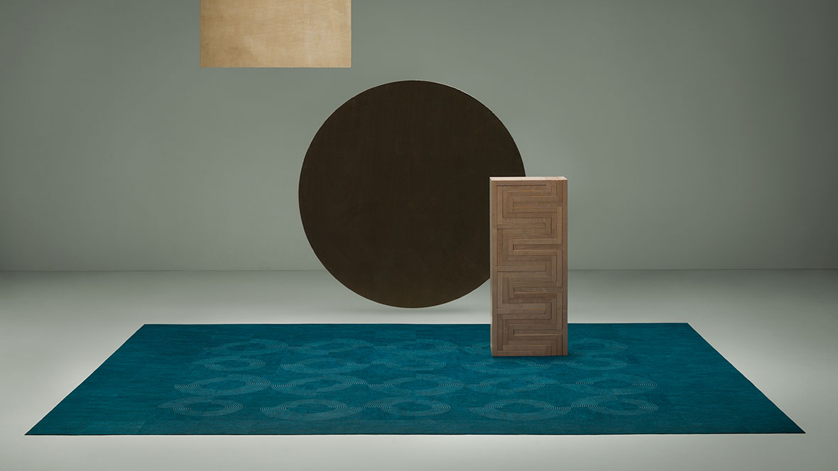Marmoleum Signature CIRCLE 3242 overview C