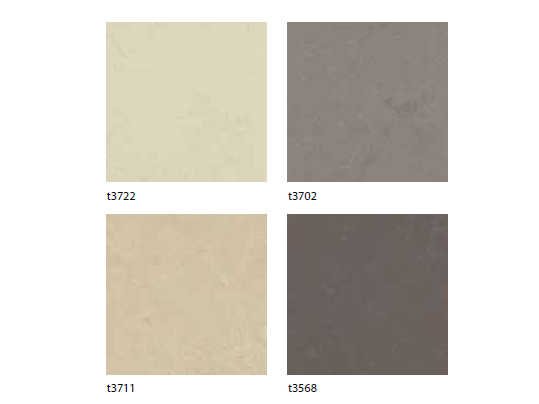 Signature Raw colours t3722, t3702, t3711, t3568