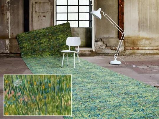 Flotex Van Gogh Patch of Grass