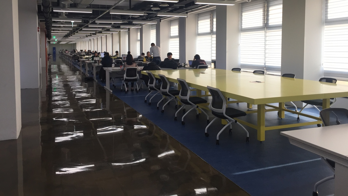 Seoul Start-up Hub - Korea