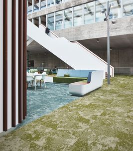 Tessera Carpet Tiles - Commercial Office Flooring