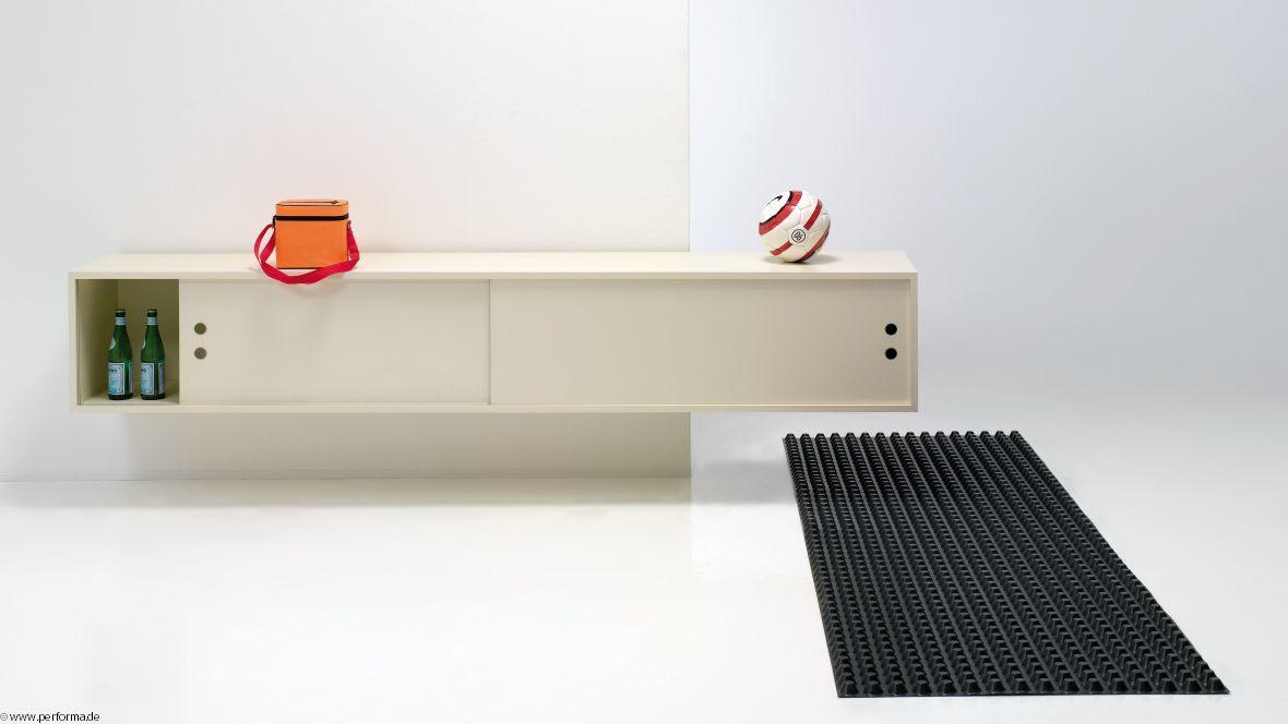 Möbelkollektion Performa Aufbewahrungsmöbel – Forbo Furniture Linoleum