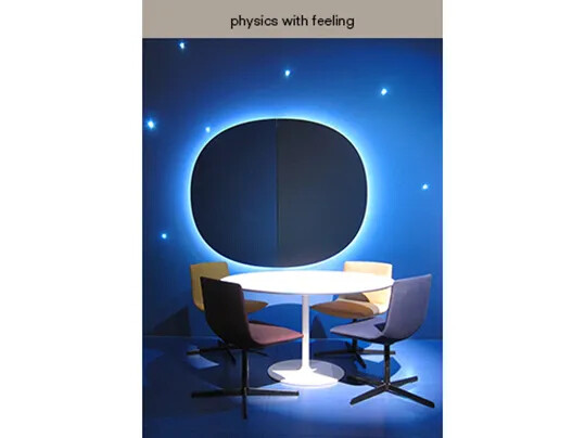 Physics with feeling