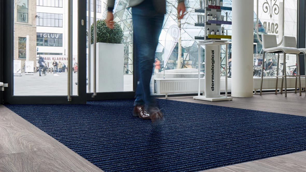 Coral Entrance Flooring Systems