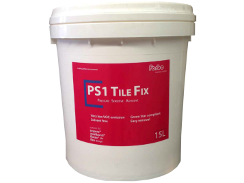 PS1 tackifer adhesive for flotex tiles