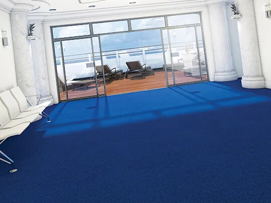 Coral Marine FR - IMO certified entrance flooring