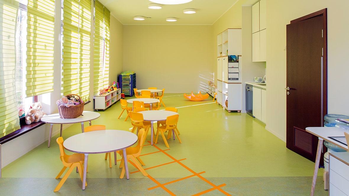 Kindergarten Lienite Latvia