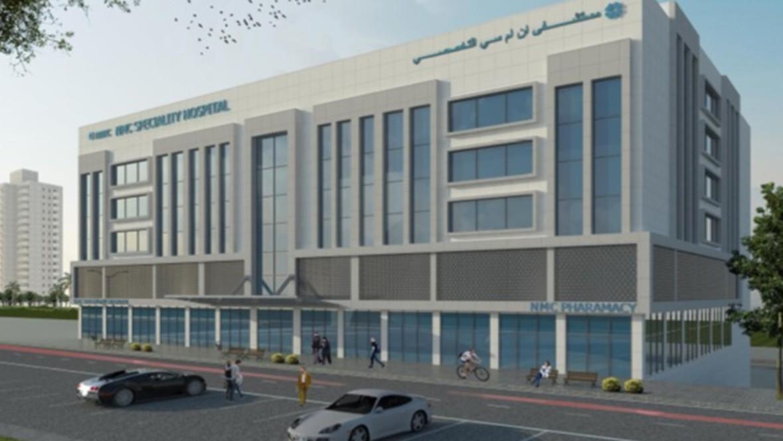 NMC Hospital | Forbo Flooring Systems