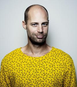 Antoine Peters Portret HD