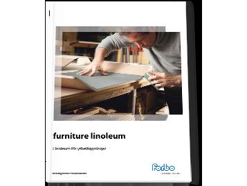 Broschyr Furniture Linoleum