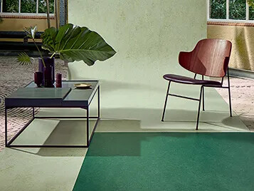 Linoleum flooring; discover the natural beauty of a CO2 neutral floor covering