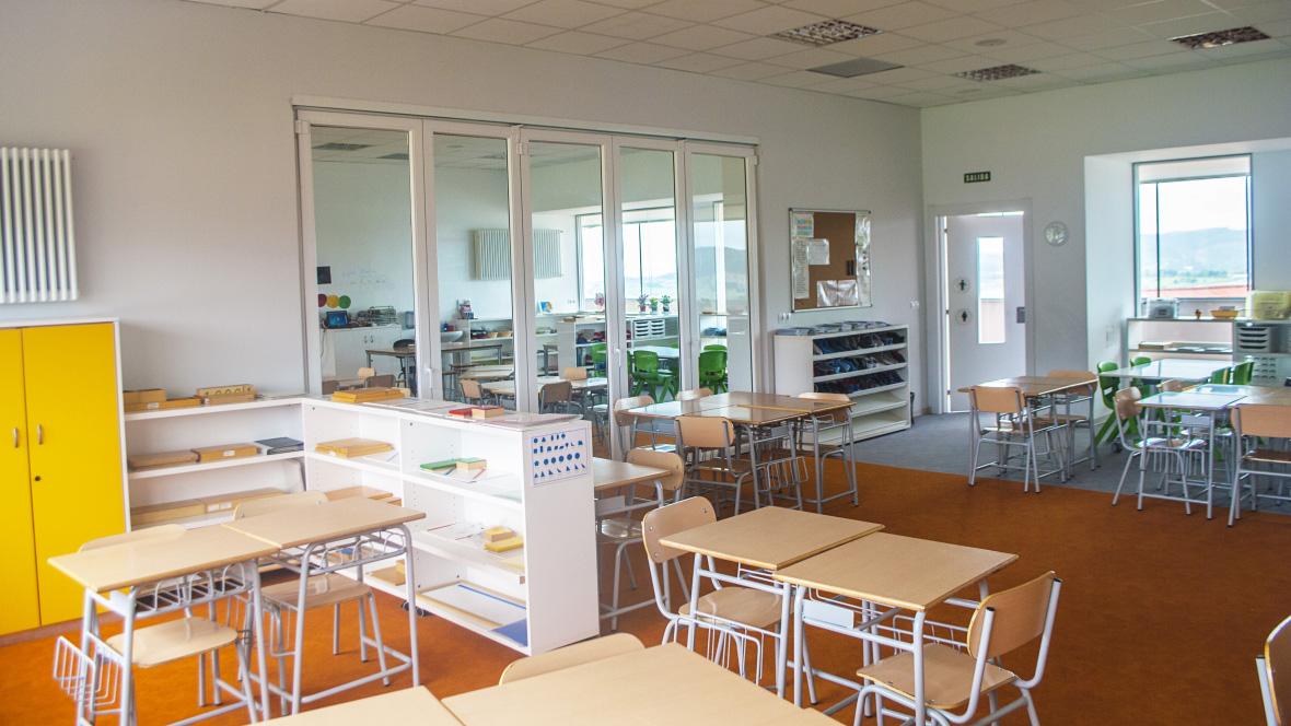 Colegio Vizcaya Spain