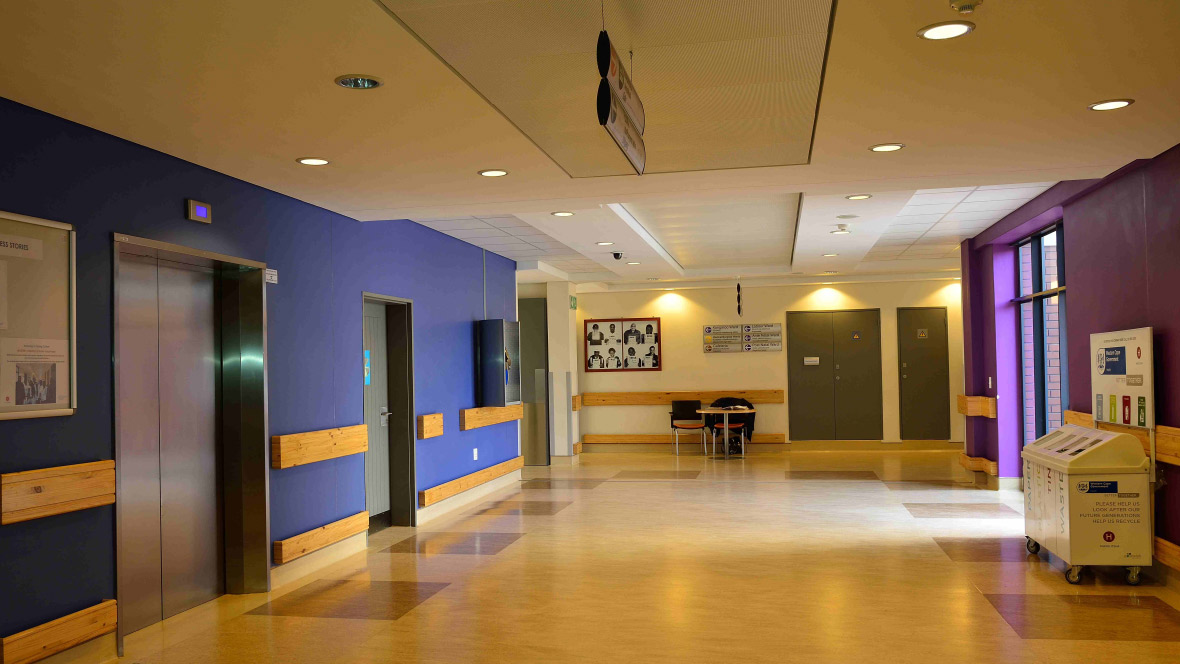 Khayelitsha Hospital | Forbo Flooring Systems