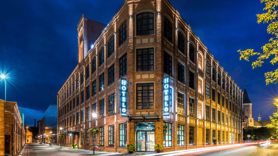 Hôtel Fabryka Wełny & SPA