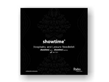 Showtime brochura